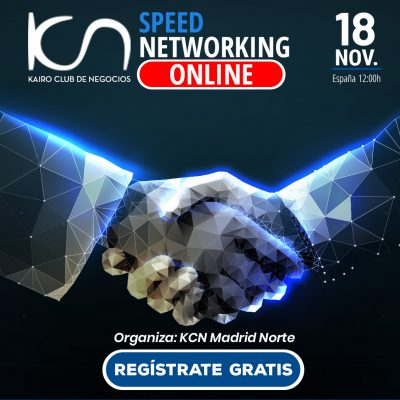 SPEED NETWORKING. Multiplica tu Red de Contactos. 18Nov.